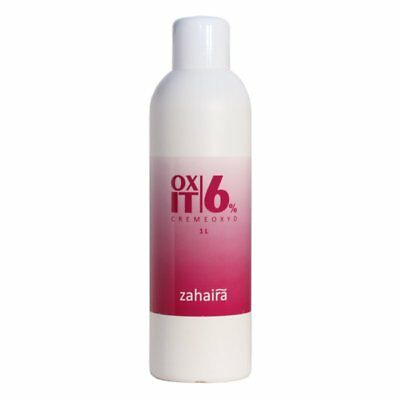 zahaira OX IT Cremeoxyd 6% 1000ml ( Entwickler / Oxyd / Oxydant / H2O2 )
