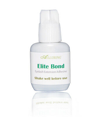 *New* ALLURING ELITE Bond Glue Eyelash Extensions Strong & Fast  5ml