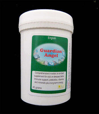 Guardian Angel 40g For Sick Birds Birdcare Co Company