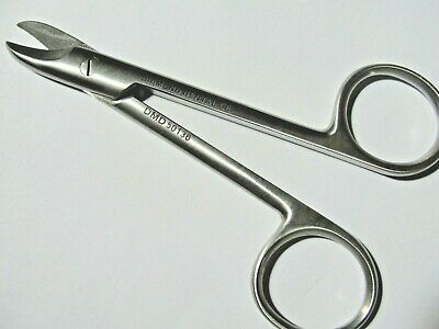 CROWN SCISSORS STRAIGHT 10 5cm ultimate quality dental surgical instruments  UK