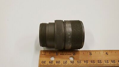 Amphenol 97-3101A-28, Solid Cable Receptacle 28Shell, NOS MS 3101A 28