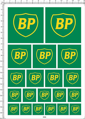 Decals BP  for different scales model kits  5555