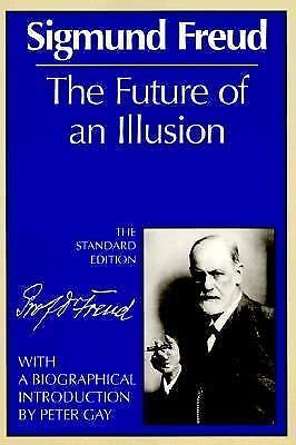 The Future of an Illusion by Sigmund Freud (1989, Paperback, Reprint)