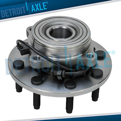 New FRONT Driver or Passenger Wheel Hub Bearing SRW w/ ABS - 4WD