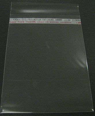 100 16 3/8x20 1/8 Crystal Clear Bag for mat mattes