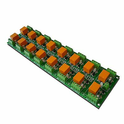 12V 16 Channel SPDT Relay Driver Module For PIC ARM DSP AVR