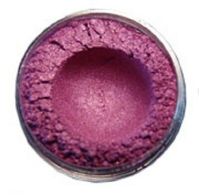 5g Antique Rose Natural Mineral Mica Cosmetic & Soap Colour Pigment Powder