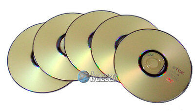 Blank 16x DVD-R Disc with Cover 5 Pieces 4.7GB DVDs Media
