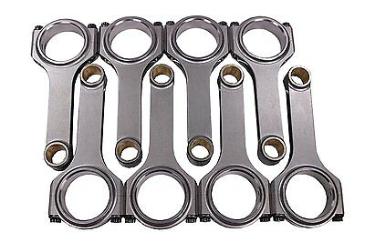 Eagle H Beam Connecting Rods Chevy GM 7.0 LS7 LSX LS1 LS2 6.200 for .927 pins