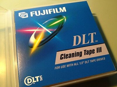 Fujifilm DLT Cleaning Tape III