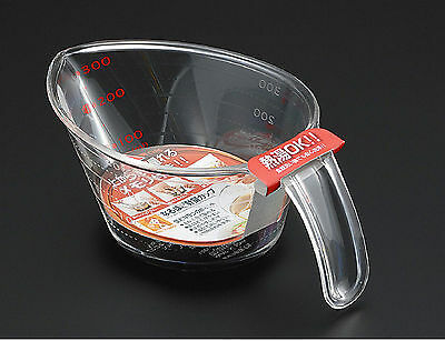 1pc x Japan Inomata Kitchen Plastic Measuring Cup Scale Measuring Cup (350ml)!!!