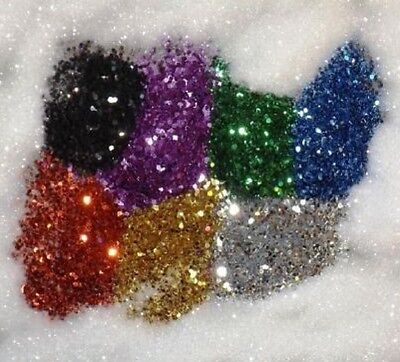 25 Kg Bulk Pack Dust Free Glitter Choice Of 8 Colours Arts Crafts Stage - Craft