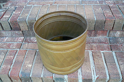 Vintage Copper or Brass Planter/Pot  Made In India