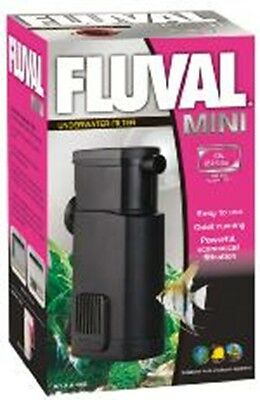 FLUVAL MINI underwater filter quiet compact great value