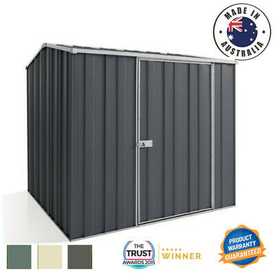 Cheap Shed Gable Roof 2.1m x 2.1m Sgl Dr Colour with FREE Skylight - ON SALE