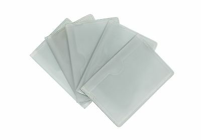 Pack of 5 Replacement Plastic Credit Card Insert Sleeves 5013/5016