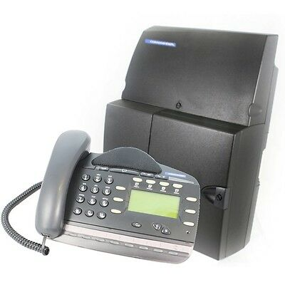 Commander Phone System 8 x ISDN2 + 10 Phones Installation GST Vmail Incl