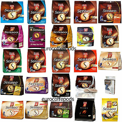 douwe egberts senseo coffee pods pads 43 flavours to. Black Bedroom Furniture Sets. Home Design Ideas