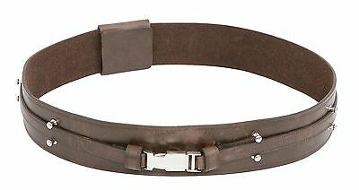 Star Wars Jedi Belt in Brown for your Anakin Skywalker Costume - from USA