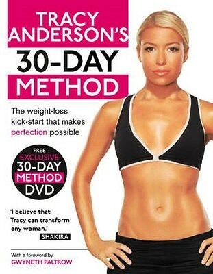 Tracy Anderson's 30-Day Method NEW