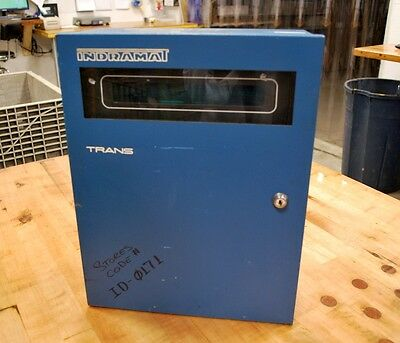 Indramat Trans-01.7, Operator Interface. No Key, Door Locked - Trans017 - USED