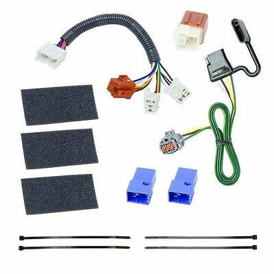 Tow Ready 118525 Trailer Hitch Wiring Fits Nissan Frontier, Pathfinder, Xterra