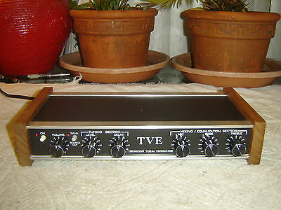 LT Sound D-2, TVE, Thompson Vocal Eliminator, Vintage Unit
