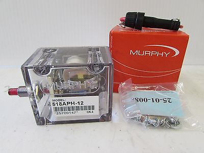 Murphy Switch 518APH-12 Tattletale® Magnetic Switch Used on Bandit Chippers