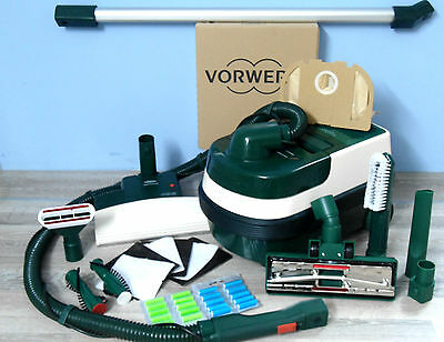 vorwerk staubsauger kobold vk 121 mit teppichb rste et 340 general berholt eur 169 00. Black Bedroom Furniture Sets. Home Design Ideas