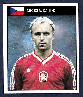 ORBIS 1990 WORLD CUP COLLECTION-#388-CZECHOSLOVAKIA-TOMAS SKUHRAVY
