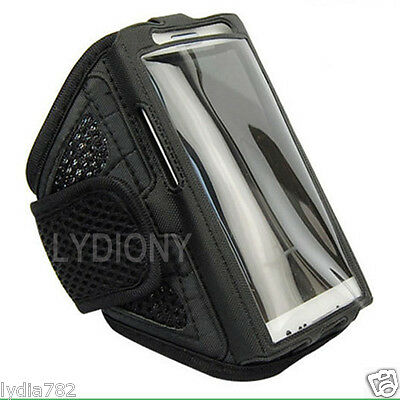 Stylish Sports Armbands Pouch Case Arm Strap Holder for iPhone 5 6 Cycling Gear