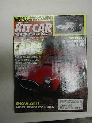 Petersen's KIT CAR Magazine November 1992