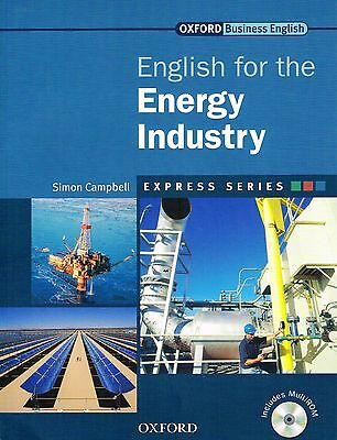 Oxford Business English Express Series ENGLISH FOR ENERGY INDUSTRY +MultiROM NEW