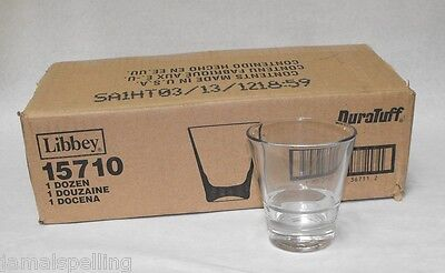 Libbey 15710 9 oz. Endeavor Rocks Stackable Cocktail Glass CASE/12 FREE SHIP