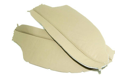 Door Panel Armrest Real Leather for Honda Accord Coupe 08-12 Beige