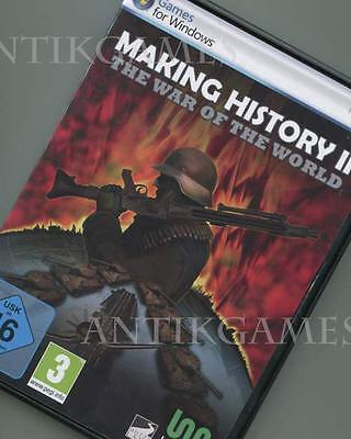 Making History II 2 The War of the World PC Deutsch