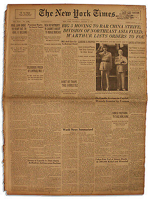 Japanese Surrender Ceremony Planned ''New York Times''