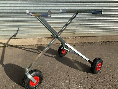 New Go Kart Trolley / Stand / Tkm Rotax / Free Next Day Delivery / Nextkarting -