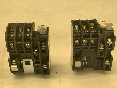 Fuji Electric Overload Relay, TR-0, 1.7 - 2.6 A Range, Used, Warranty
