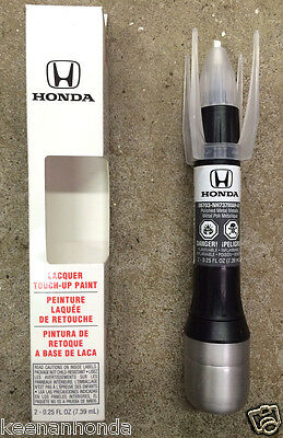 Genuine OEM Honda Touch-Up Paint Pen - NH-737M Polished Metal Metallic