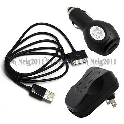 Usb Cablecarwall Charger For Samsung Galaxy Tab 2 7 0 7 Gt P3113