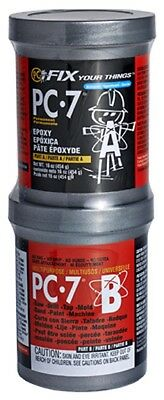 PC-7 EPOXY PASTE 1lb Cement Bonding Sealer Filler