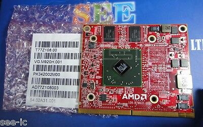 New Video Card ATI HD 4500 4570 M92 VG.M920H 512Mb MXM A 216-0728014 VGA Card