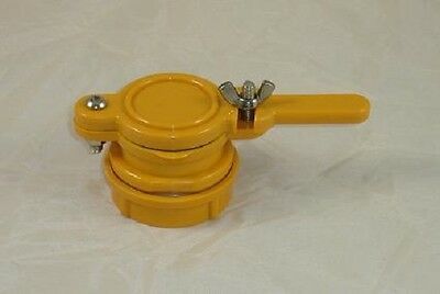Honey Gate - Tap - Valve - Beekeeping - Beehive - National Hive / Smith / Dadant