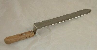 Uncapping Knife (Serrated Edge) - Beekeeping - Honey Extraction Bee Keeping