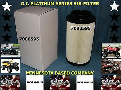 Air Filter 1996-2012 Polaris Sportsman Scrambler  400 500 600 700 800 550 850