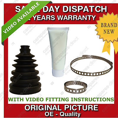 STRETCH FORD PROBE OUTER CV JOINT BOOT KIT-DRIVESHAFT BOOT KIT BOOTKIT GAITER