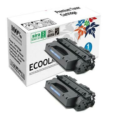 2 piece Q5949X High Yield Toner Compatible with For HP Laserjet 3390 3392