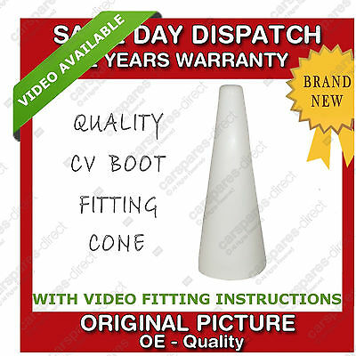 Cone Tool For Fitting Cv Boot Cv Joint Driveshaft Brand New