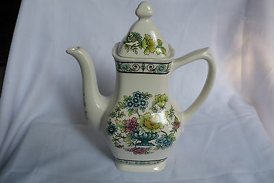 Grindley Transferware Sandringham Coffee Pot